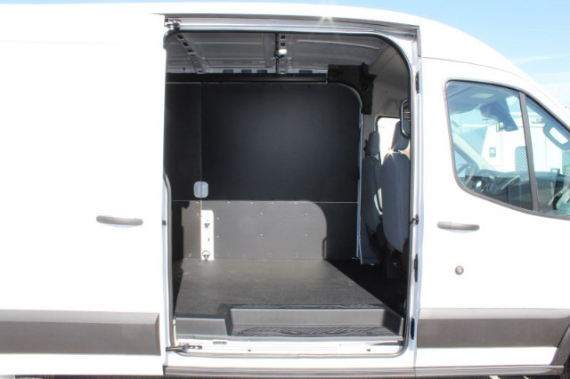 2019 Transit 350 Med Roof 4x2,  Empty Cargo Van #CF9146 - photo 4