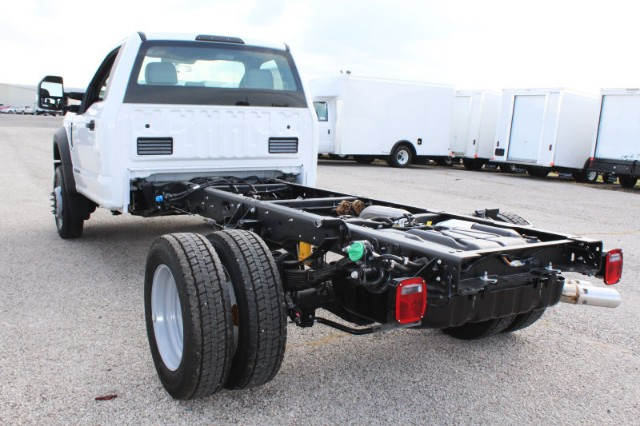 2019 F-550 Regular Cab DRW 4x4,  Cab Chassis #CF9155 - photo 2
