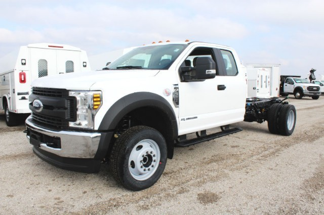 2019 F-550 Super Cab DRW 4x4,  Cab Chassis #CF9181 - photo 1