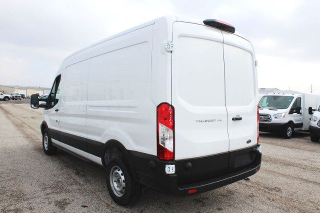 2019 Transit 250 Med Roof 4x2,  Empty Cargo Van #CF9185 - photo 3