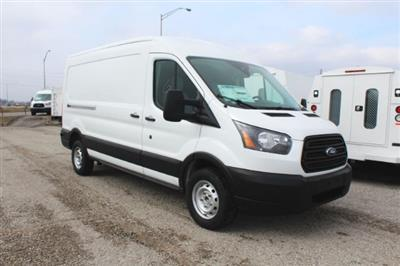2019 Transit 250 Med Roof 4x2,  Empty Cargo Van #CF9185 - photo 1