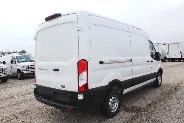 2019 Transit 250 Med Roof 4x2,  Empty Cargo Van #CF9186 - photo 3
