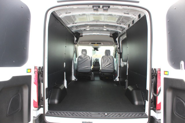 2019 Transit 250 Med Roof 4x2,  Empty Cargo Van #CF9186 - photo 2