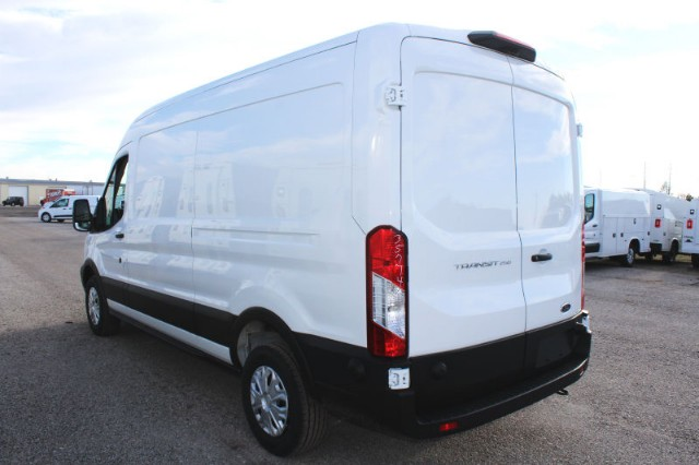 2019 Transit 250 Med Roof 4x2,  Empty Cargo Van #CF9198 - photo 3