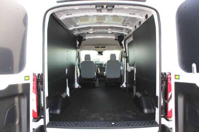 2019 Transit 250 Med Roof 4x2,  Empty Cargo Van #CF9198 - photo 2