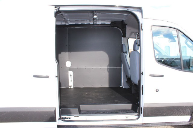 2019 Transit 250 Med Roof 4x2,  Empty Cargo Van #CF9198 - photo 4