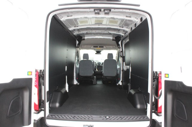 2019 Transit 250 Med Roof 4x2,  Empty Cargo Van #CF9205 - photo 2