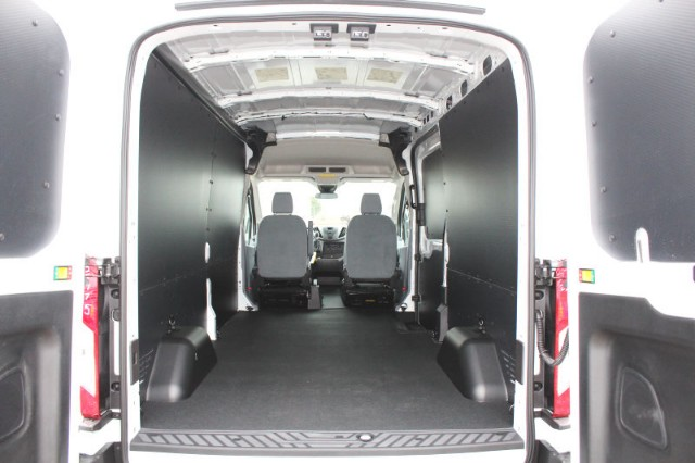 2019 Transit 250 Med Roof 4x2,  Empty Cargo Van #CF9206 - photo 2