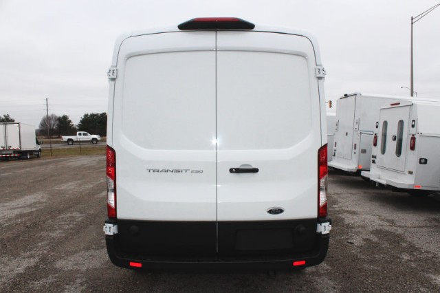 2019 Transit 250 Med Roof 4x2,  Empty Cargo Van #CF9206 - photo 4
