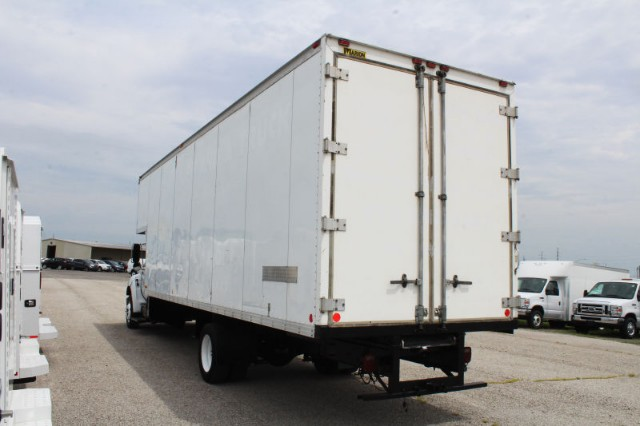 2012 F-650 Regular Cab DRW 4x2,  Dry Freight #CFX102 - photo 3