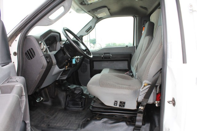 2012 F-650 Regular Cab DRW 4x2,  Dry Freight #CFX102 - photo 8