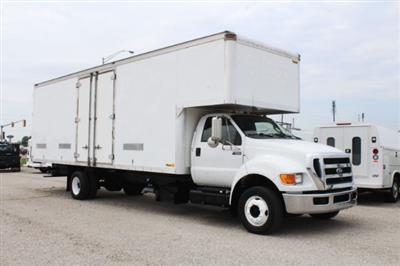 2012 F-650 Regular Cab DRW 4x2,  Dry Freight #CFX102 - photo 1