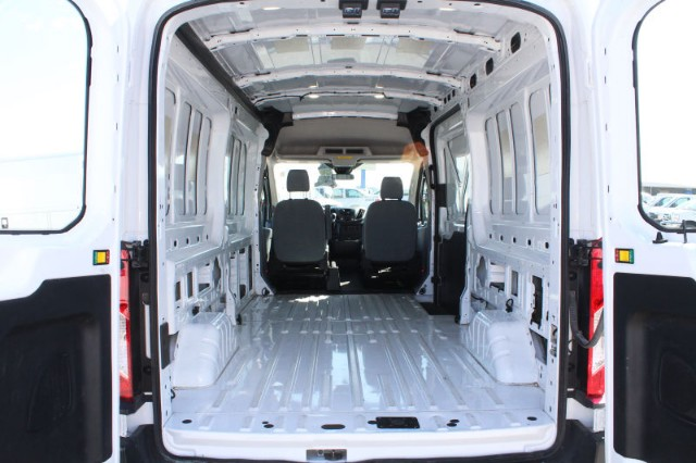 2018 Transit 250 Med Roof 4x2,  Empty Cargo Van #CFX121 - photo 3