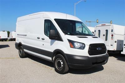 2018 Transit 250 Med Roof 4x2,  Empty Cargo Van #CFX121 - photo 1