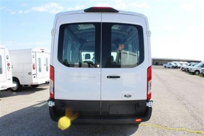 2018 Transit 250 Med Roof 4x2,  Empty Cargo Van #CFX121 - photo 6