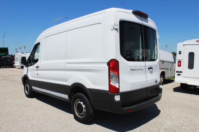 2018 Transit 250 Med Roof 4x2,  Empty Cargo Van #CFX123 - photo 2