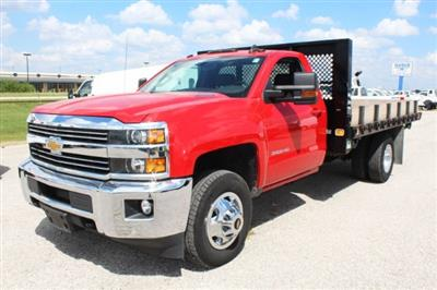 2015 Silverado 3500 Regular Cab DRW 4x2,  Platform Body #CFX131 - photo 1