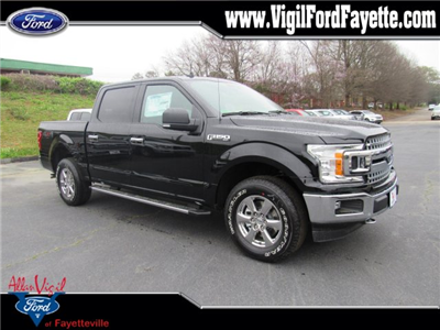 2018 F-150 SuperCrew Cab 4x4,  Pickup #K7180 - photo 1