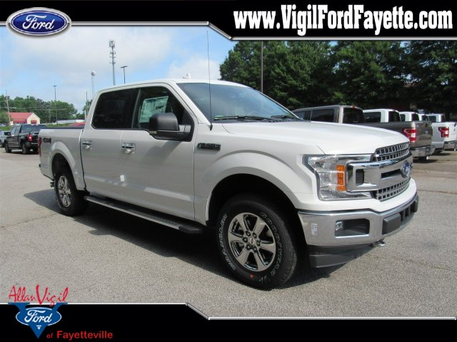 2018 F-150 SuperCrew Cab 4x4,  Pickup #K7278 - photo 1