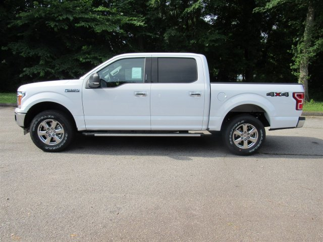 2018 F-150 SuperCrew Cab 4x4,  Pickup #K7278 - photo 5