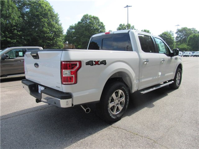 2018 F-150 SuperCrew Cab 4x4,  Pickup #K7278 - photo 2