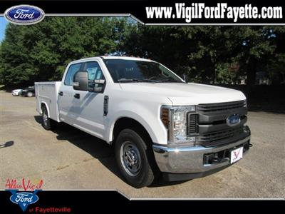 2018 F-250 Crew Cab 4x2,  Reading SL Service Body #K7354 - photo 1