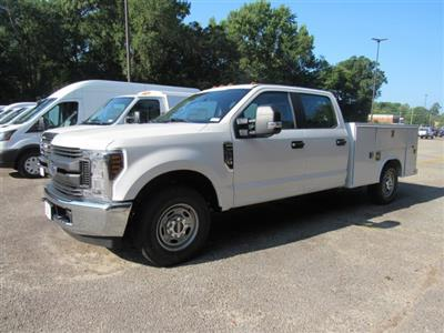 2018 F-250 Crew Cab 4x2,  Reading SL Service Body #K7354 - photo 4