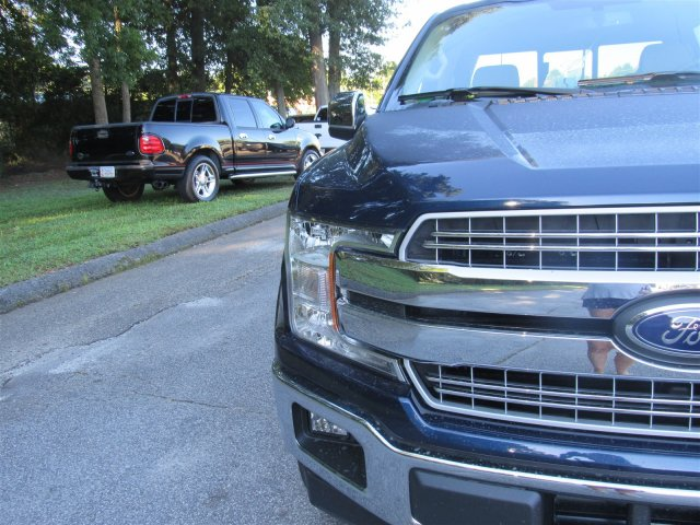 2018 F-150 SuperCrew Cab 4x4,  Pickup #K7399 - photo 15