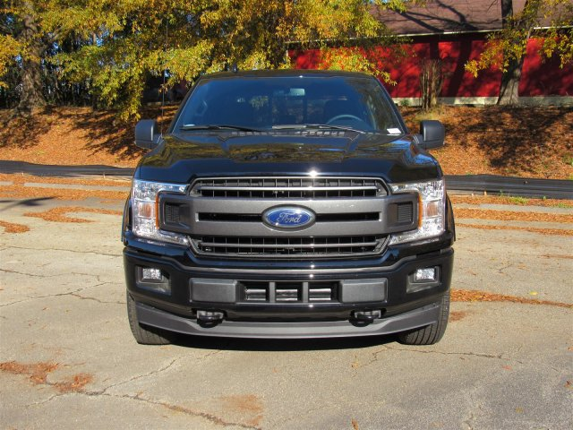 2018 F-150 SuperCrew Cab 4x4,  Pickup #K7443 - photo 3