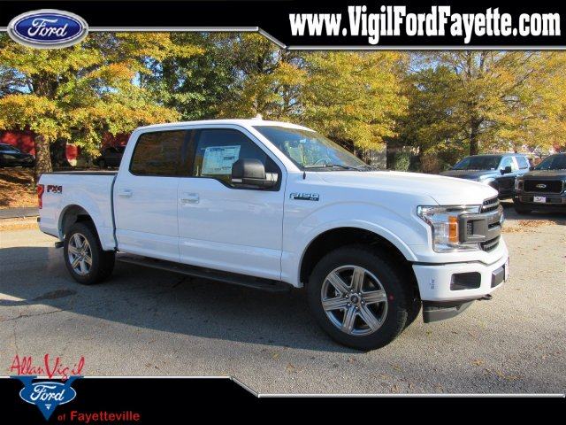 2018 F-150 SuperCrew Cab 4x4,  Pickup #K7448 - photo 1