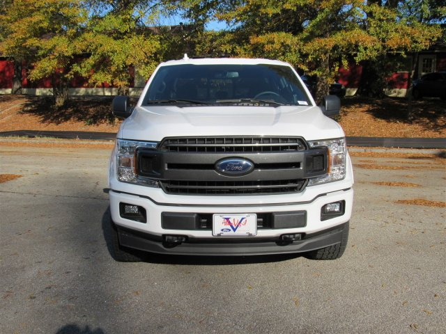 2018 F-150 SuperCrew Cab 4x4,  Pickup #K7448 - photo 3
