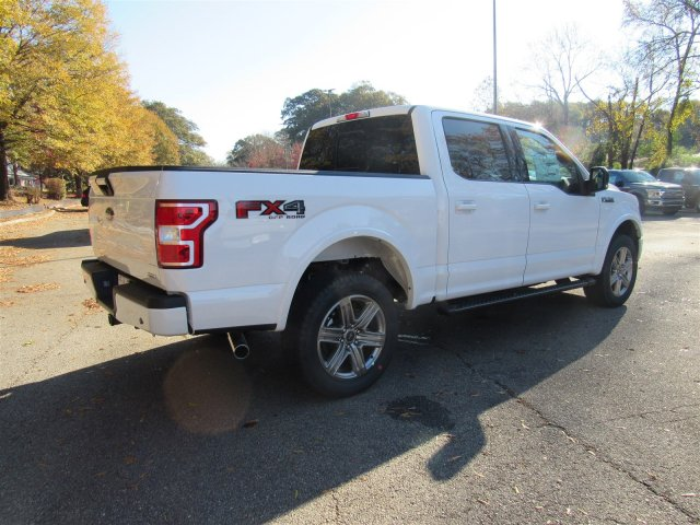 2018 F-150 SuperCrew Cab 4x4,  Pickup #K7448 - photo 2