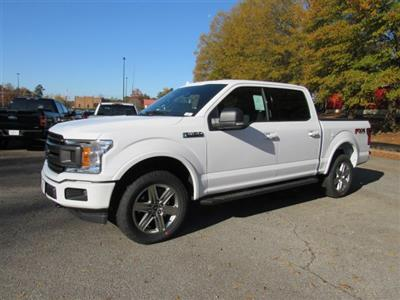 2018 F-150 SuperCrew Cab 4x4,  Pickup #K7448 - photo 4