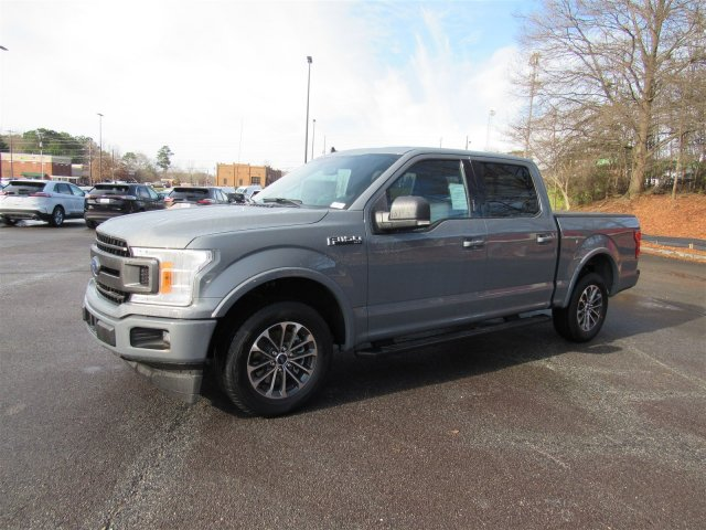 2019 F-150 SuperCrew Cab 4x2,  Pickup #L7084 - photo 4