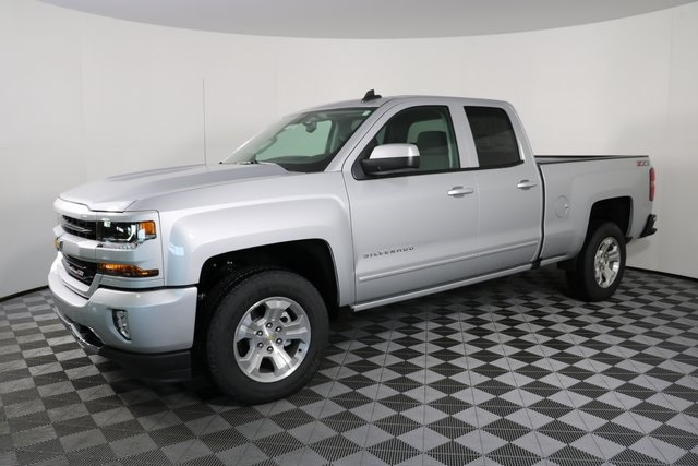2018 Silverado 1500 Double Cab 4x4,  Pickup #8128 - photo 3