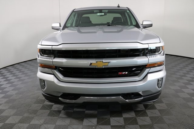 2018 Silverado 1500 Double Cab 4x4,  Pickup #8128 - photo 5