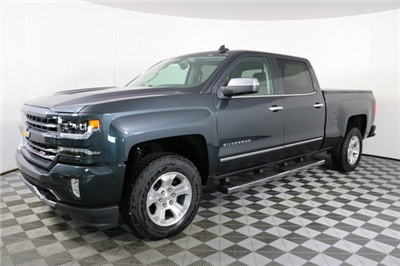 2018 Silverado 1500 Crew Cab 4x4,  Pickup #8271 - photo 3