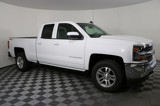 2018 Silverado 1500 Double Cab 4x4,  Pickup #8273 - photo 4