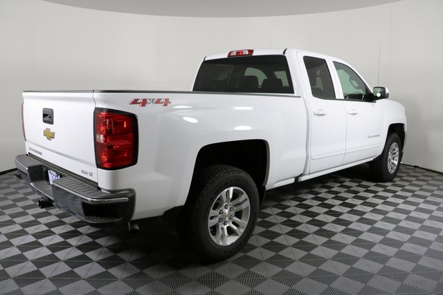 2018 Silverado 1500 Double Cab 4x4,  Pickup #8273 - photo 10