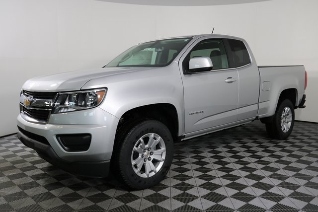 2018 Colorado Extended Cab 4x2,  Pickup #8297 - photo 3