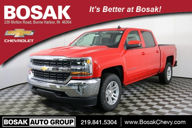2018 Silverado 1500 Crew Cab 4x4,  Pickup #8320 - photo 1