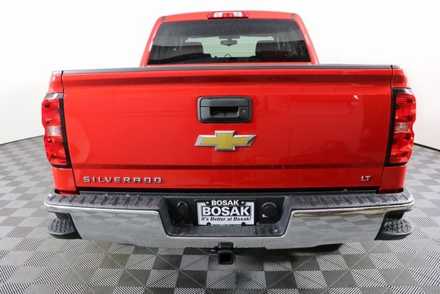 2018 Silverado 1500 Crew Cab 4x4,  Pickup #8320 - photo 11