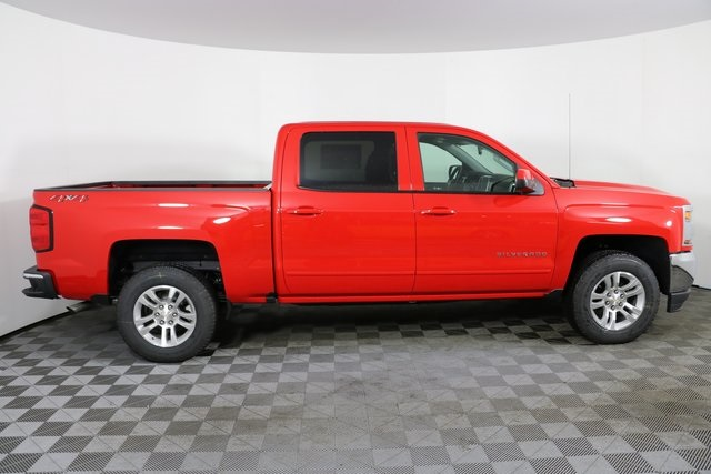 2018 Silverado 1500 Crew Cab 4x4,  Pickup #8320 - photo 9