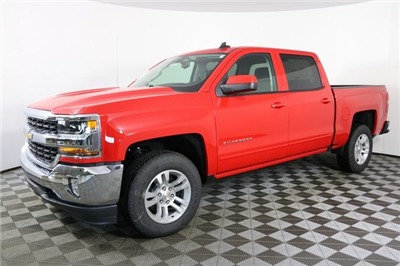 2018 Silverado 1500 Crew Cab 4x4,  Pickup #8320 - photo 3