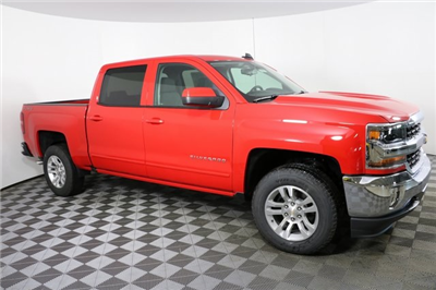 2018 Silverado 1500 Crew Cab 4x4,  Pickup #8320 - photo 4