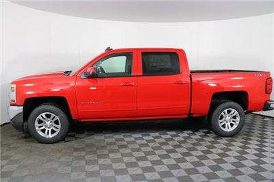 2018 Silverado 1500 Crew Cab 4x4,  Pickup #8320 - photo 8