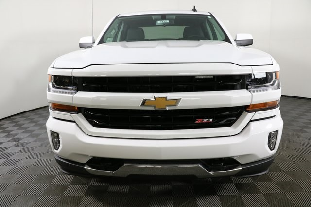 2018 Silverado 1500 Crew Cab 4x4,  Pickup #8423 - photo 5