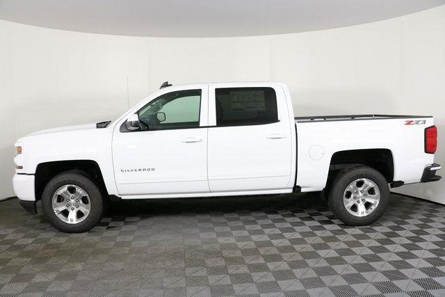 2018 Silverado 1500 Crew Cab 4x4,  Pickup #8423 - photo 8