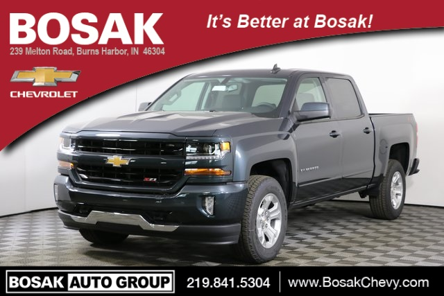 2018 Silverado 1500 Crew Cab 4x4,  Pickup #8427 - photo 1