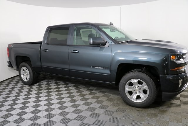 2018 Silverado 1500 Crew Cab 4x4,  Pickup #8427 - photo 6